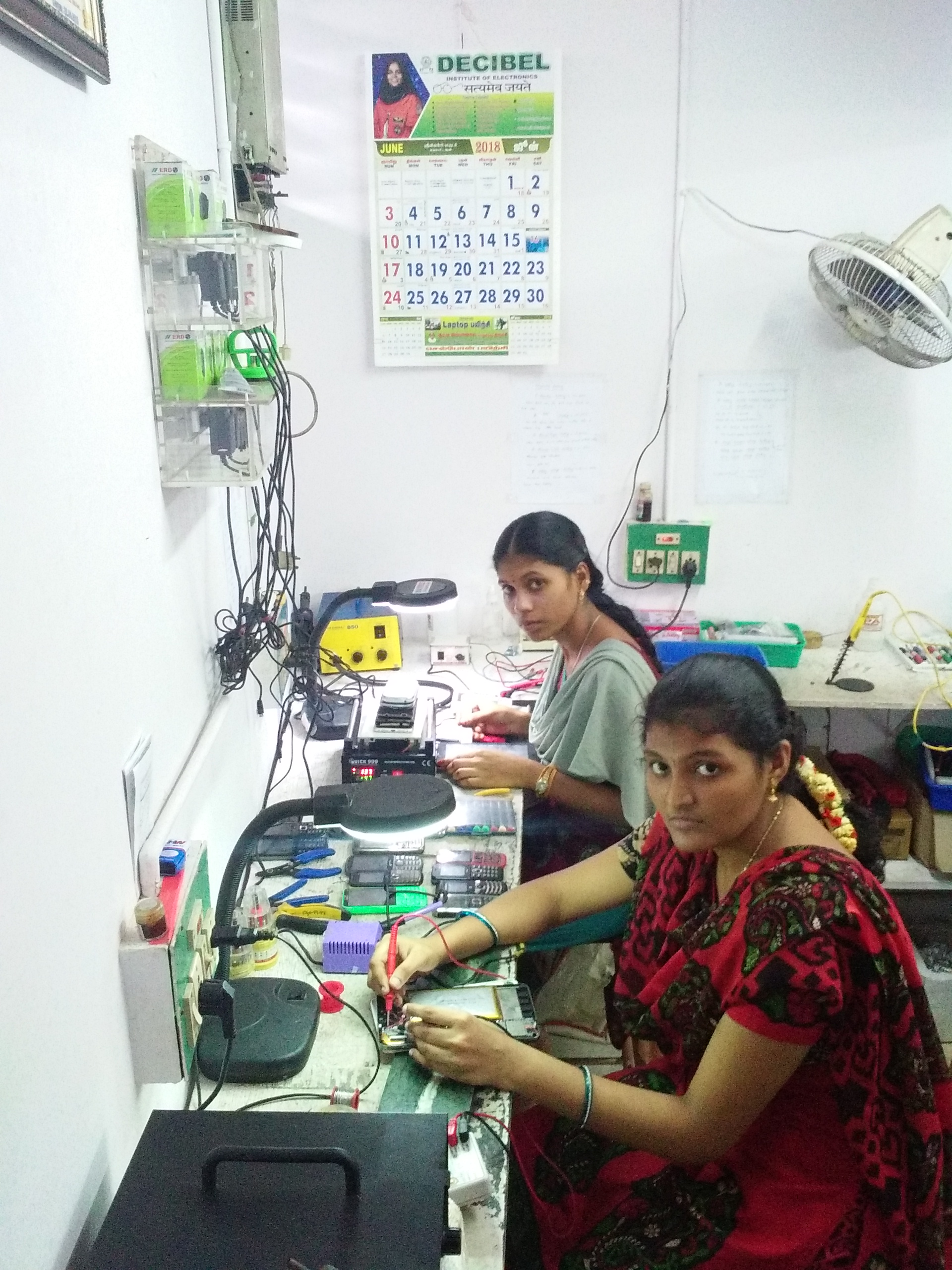 Decibel Institute Of Electronics In Anna Nagar Trichy 620002 Sulekha Trichy
