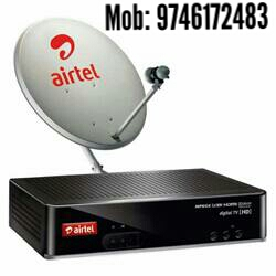 Sun Direct DTH Services in Thoppumpady, Cochin, Packages