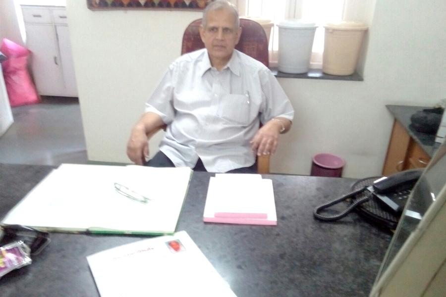 Dr  Sudarshan A  Nanavati in Navrangpura, Ahmedabad-380009
