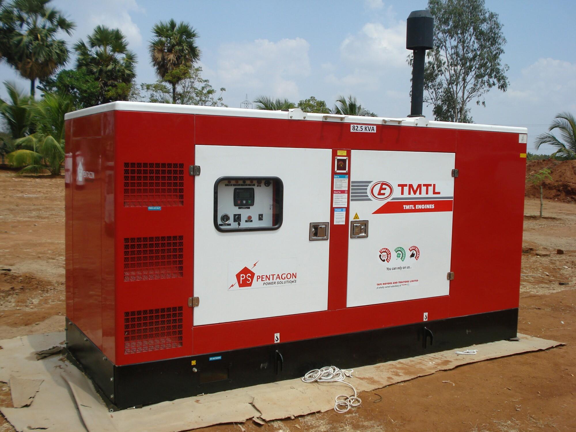 Top Generator Dealers in Dindigul, Best Diesel Generator Dealers
