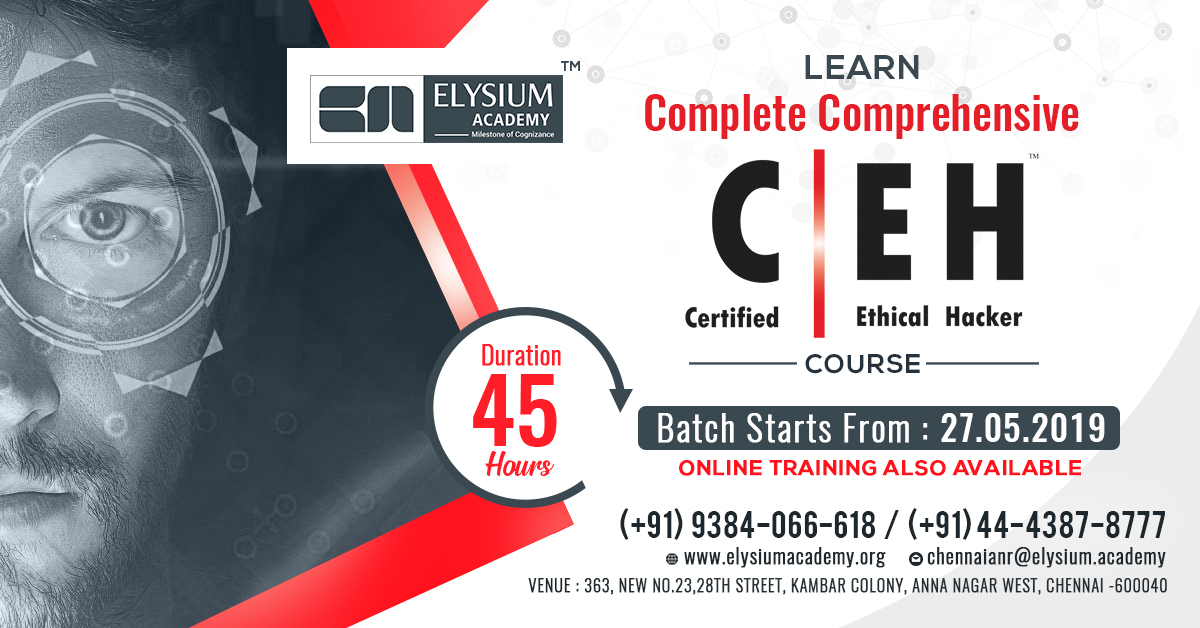 Software Testing Training in Chennai, Classes, Courses, Institutes