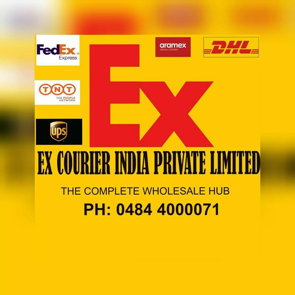 Ex Courier India Pvt  Ltd  - DHL Express & Fedex Express in