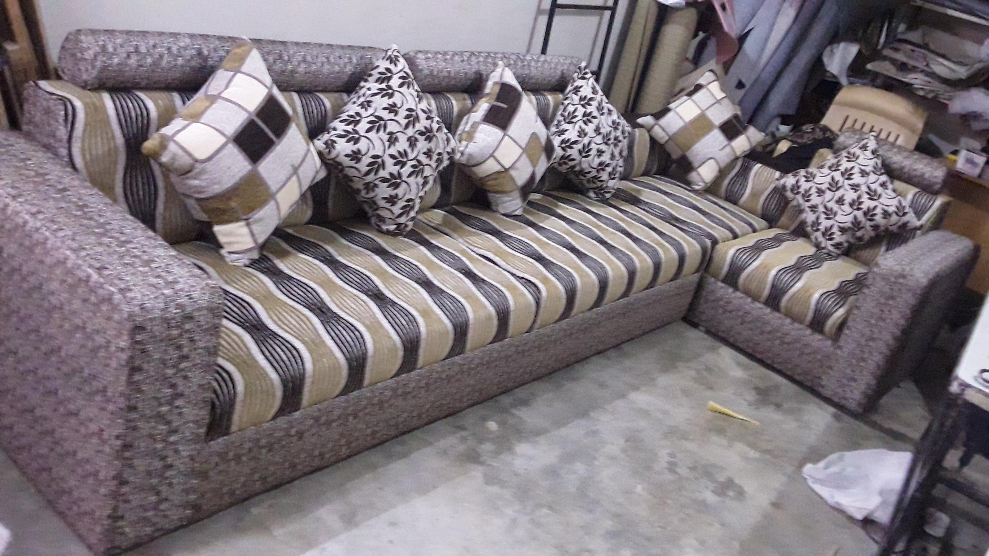 Fancy Car Seat Sofa Set Makers In Hsr
