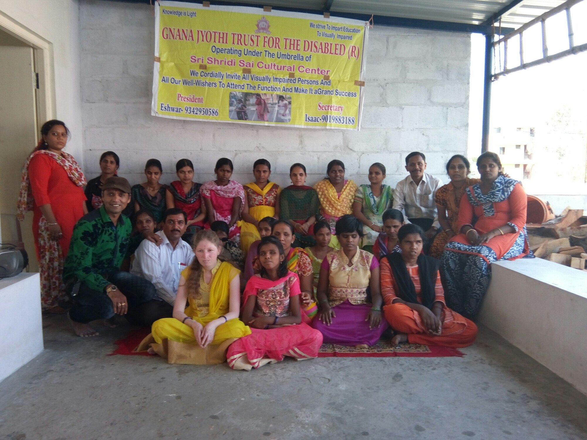Gnana Jyothi Trust for the Disabled in Vijayanagar
