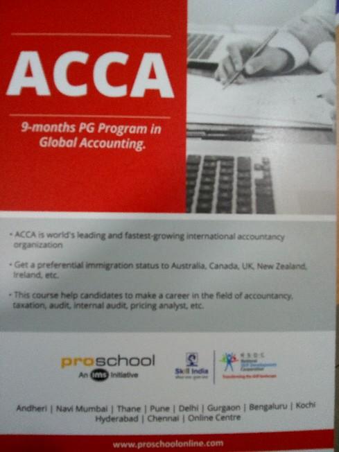 ACCA Coaching Classes, Training Centres | Sulekha
