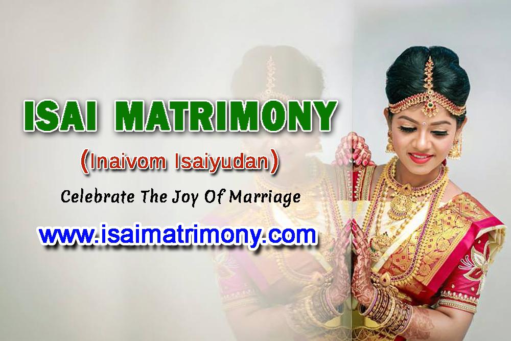 Isai matrimony in Mangadu, Chennai-600122   Sulekha Chennai