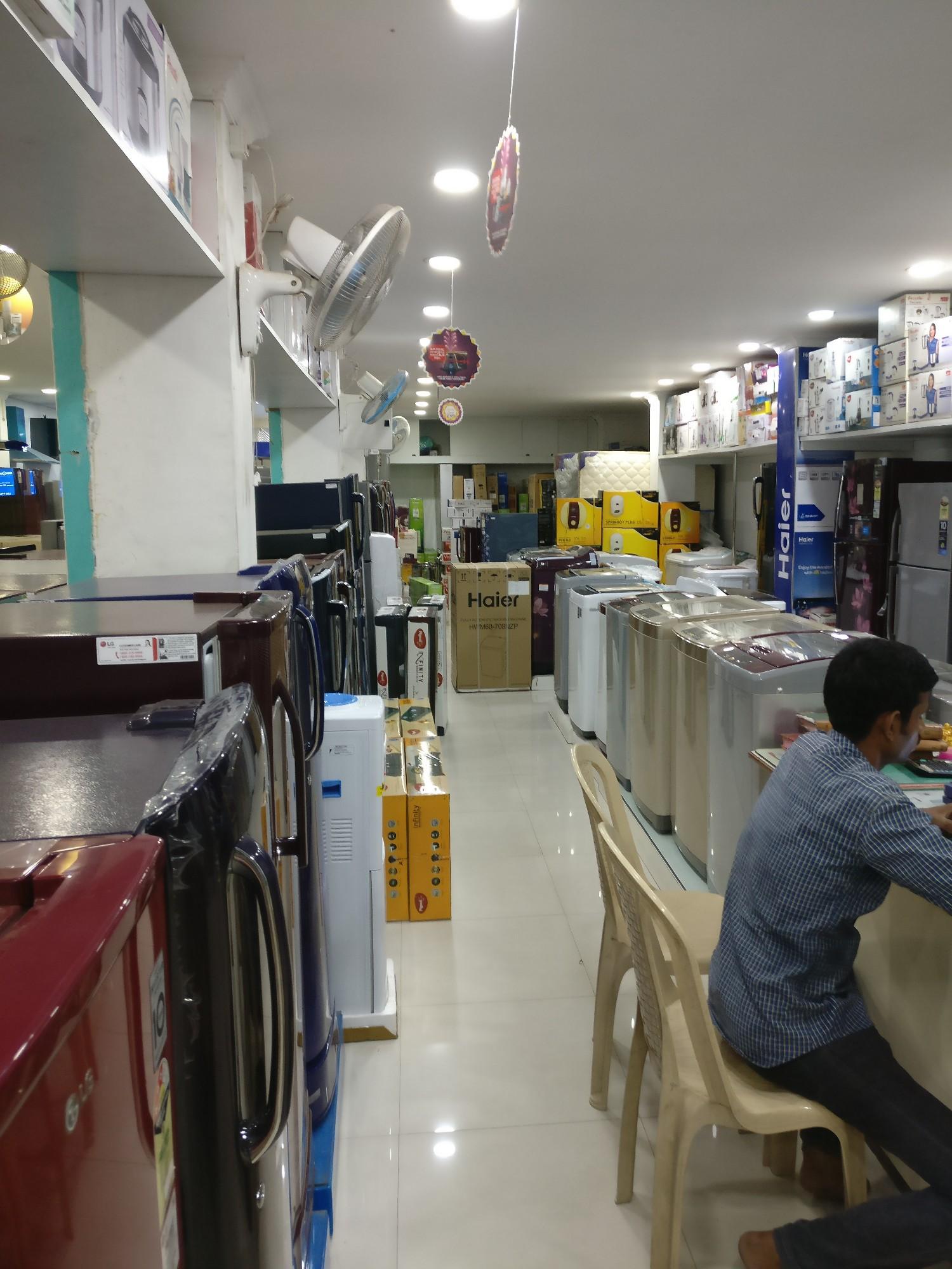 Top 10 TV Dealers in Tirupattur, Vellore, LED Television for
