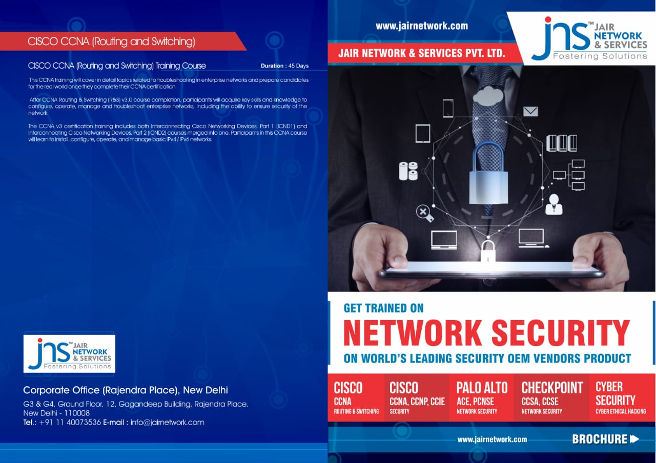 Cyber Security Training in Delhi, Cyber Security Course in