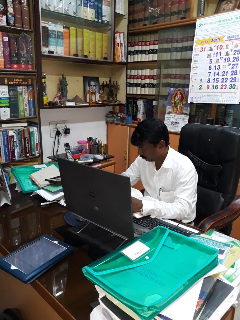 Juristax India Pvt  Ltd  in Anna Nagar West, Chennai-600040