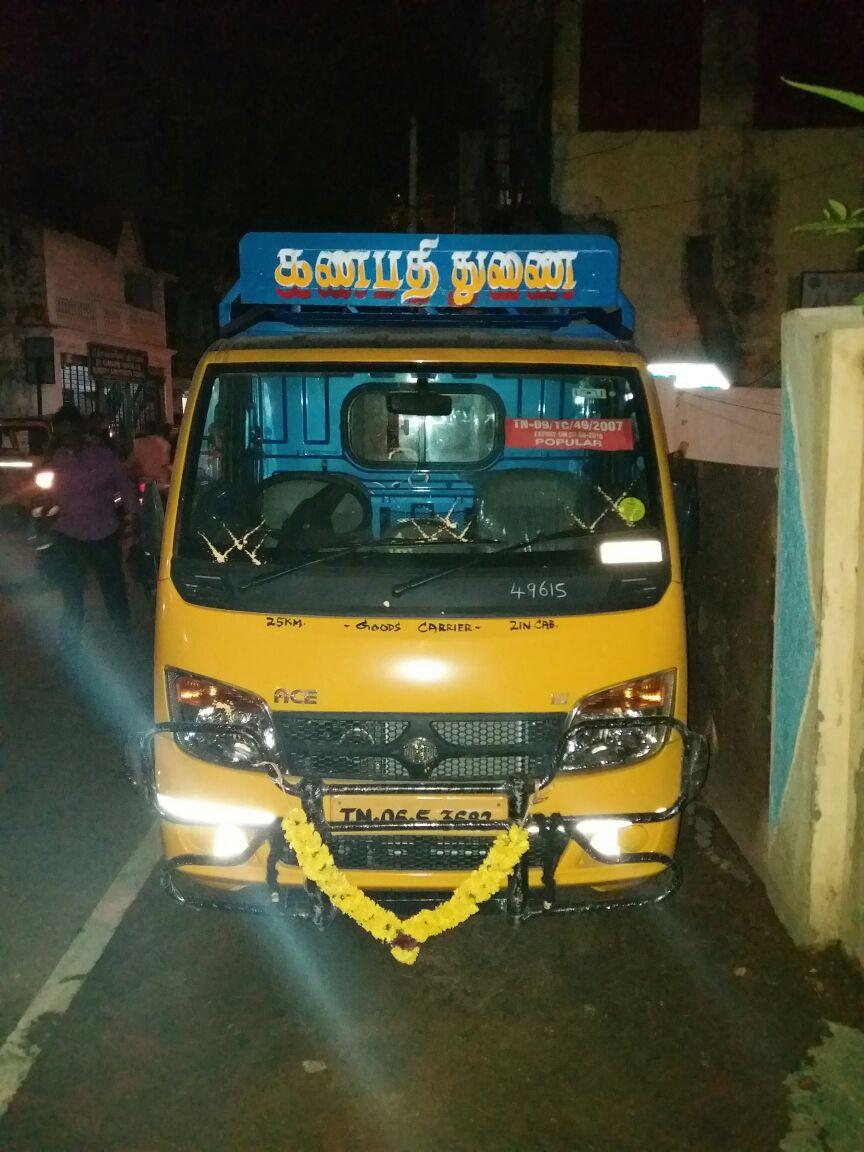 Top 10 Mini Trucks on Hire in Chennai, Small Lorry Rentals | Sulekha