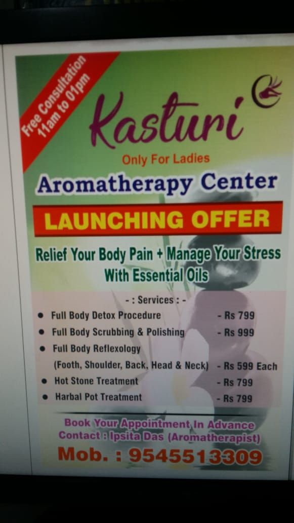 Aromatherapy Centres, Clinics | Sulekha