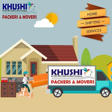 Khushi Packers & Movers in Satellite, Ahmedabad-380015