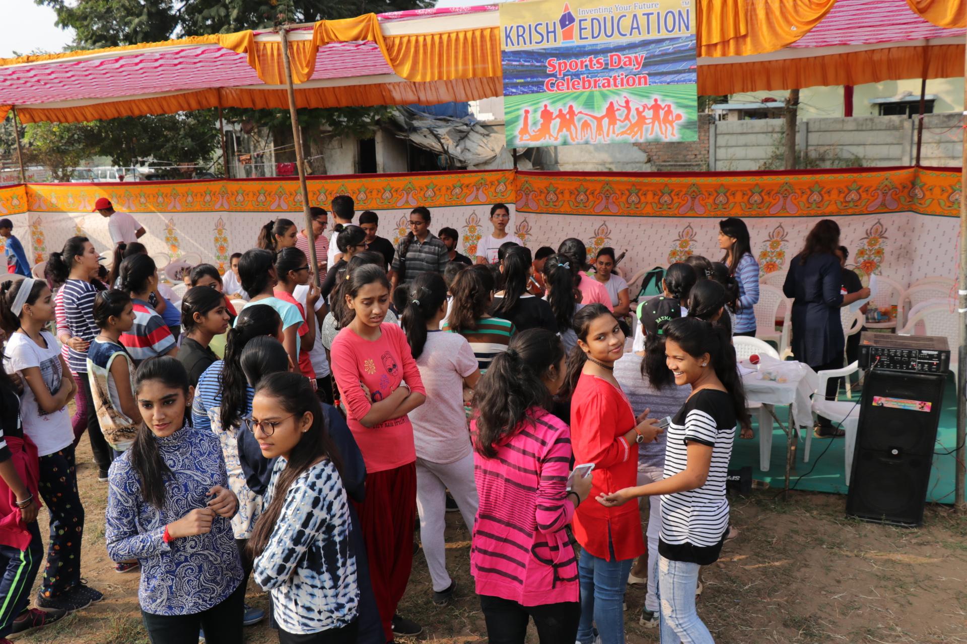 Krish Education in Chandkheda, Ahmedabad-382424 | Sulekha