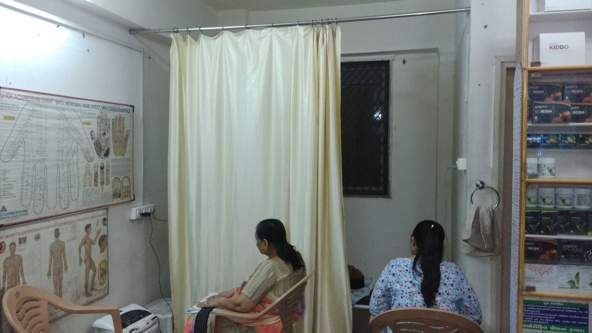 Acupressure Training in Ahmedabad, Certification Courses