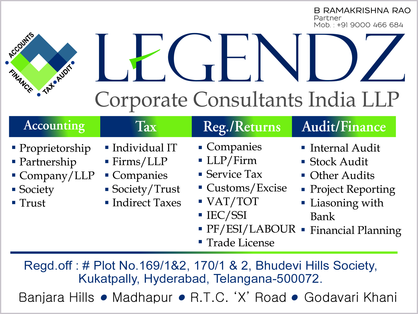 Top 10 Auditors in Hyderabad, Audit Firms in Hyderabad   Sulekha