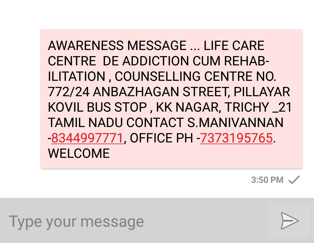 Life Care Center in Kk Nagar, Trichy-620021 | Sulekha Trichy
