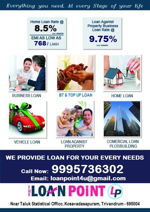 Car Loan in Trivandrum, Four Wheeler loans Agents Trivandrum | Sulekha