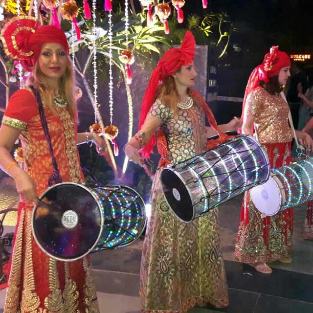 Sangeet Organisers in Surat, Ladies Sangeet Sandhya Event
