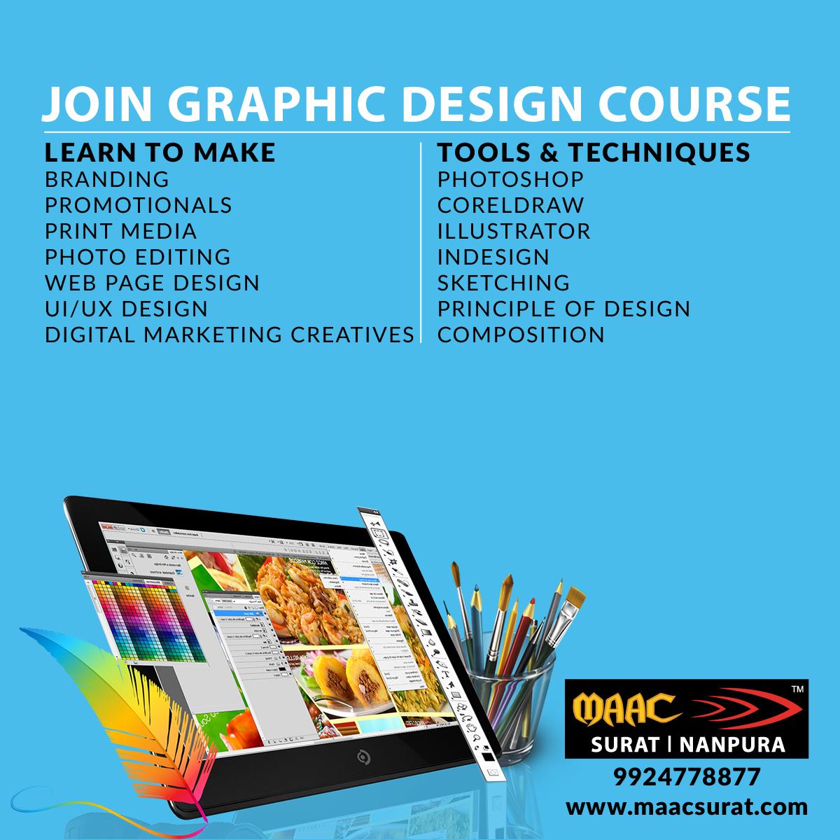 Adobe Photoshop Training in Surat, Classes, Courses, Institutes