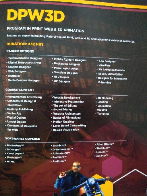 Cinema 4D Training in Bangalore, Classes, Courses, Institutes