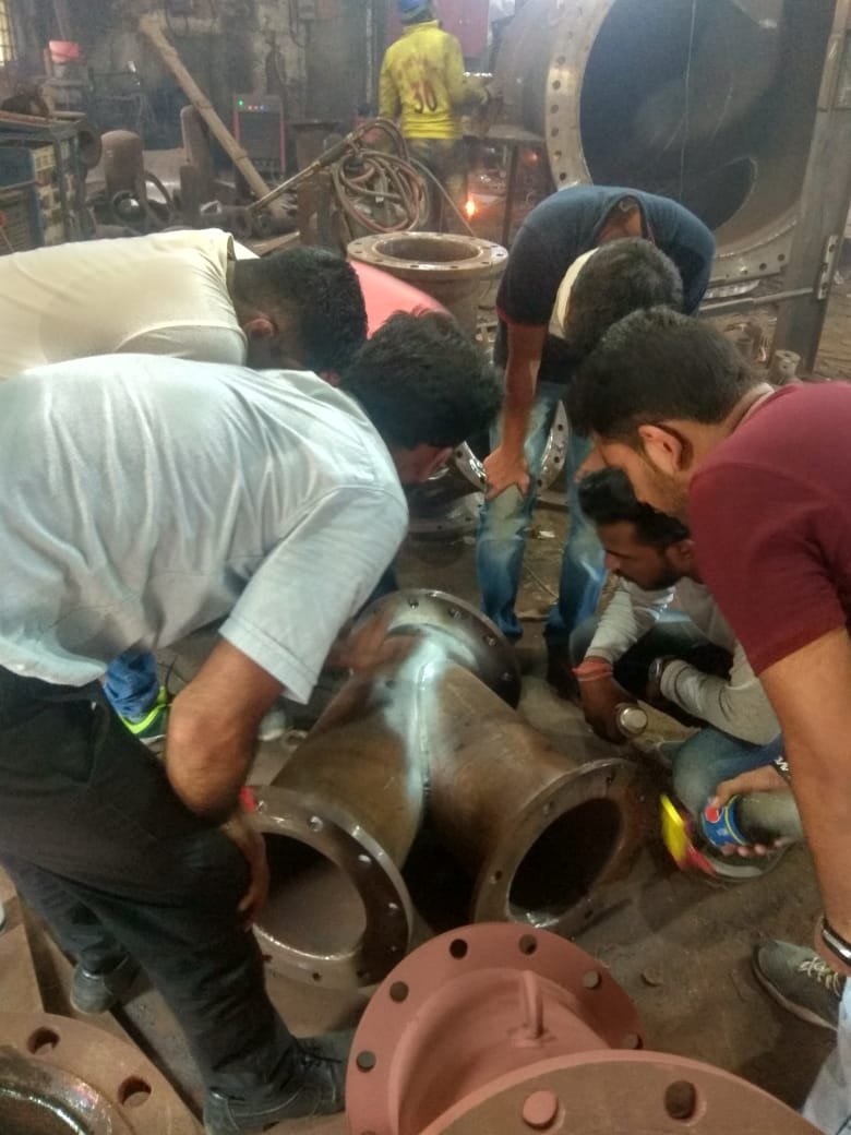 MATERIAL INSPECTION TECHNICAL NDT SERVICES in Dombivali East