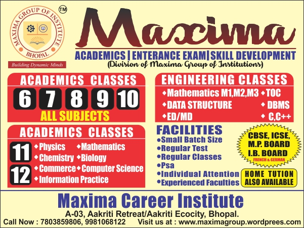 Top 10 Home Tutors in Arera Colony, Bhopal, Private Tuitions, Tutor