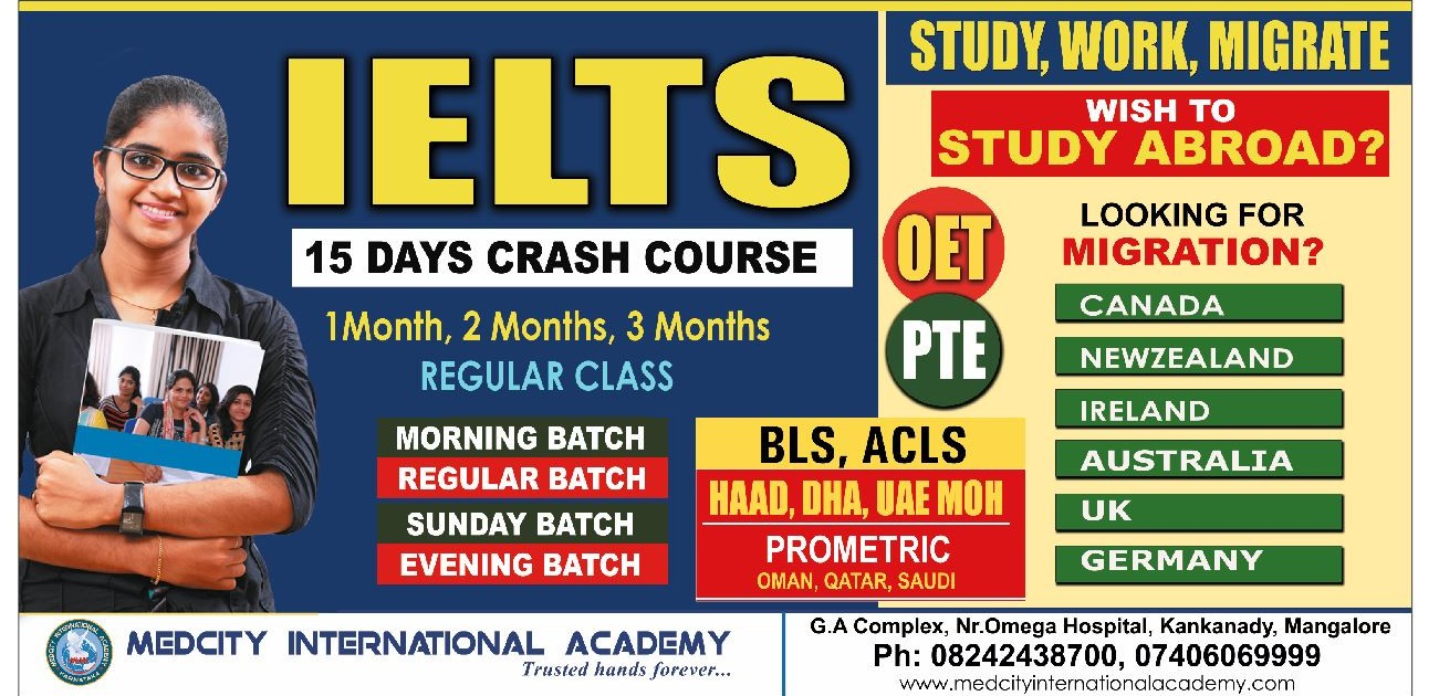 Top 10 OET Coaching Classes in Kottayam, Training Centres