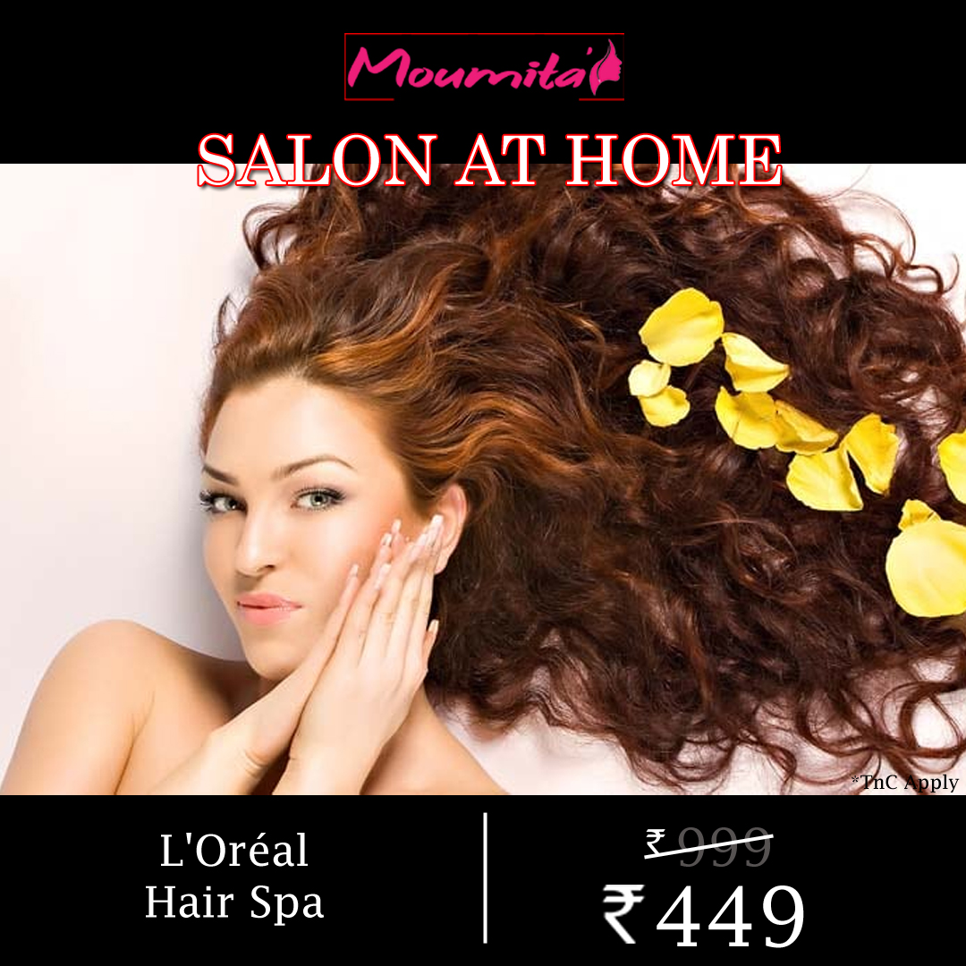Moumitas - Beauty Parlour services at home | Salon at your