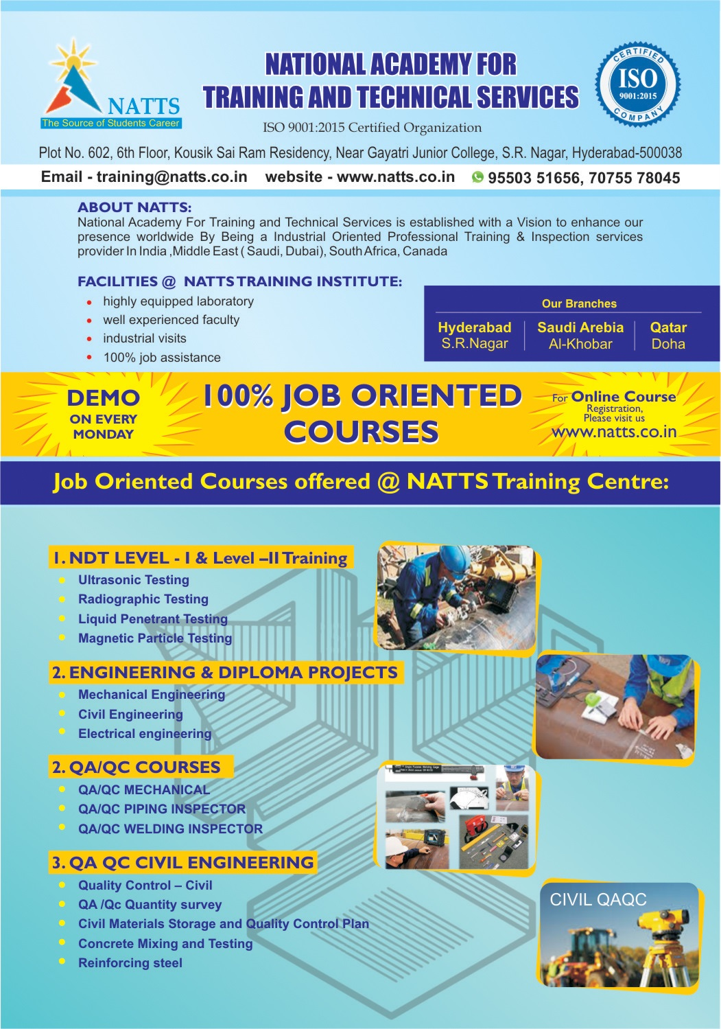 Industrial Safety Courses in Ameerpet, Hyderabad | Sulekha