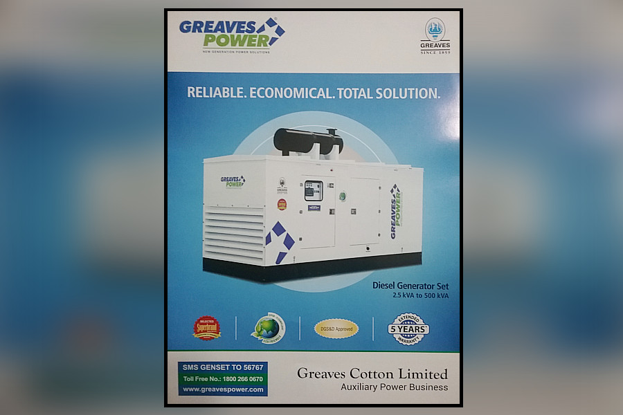 Generator Dealers, Best Diesel Genset for Sales | Sulekha