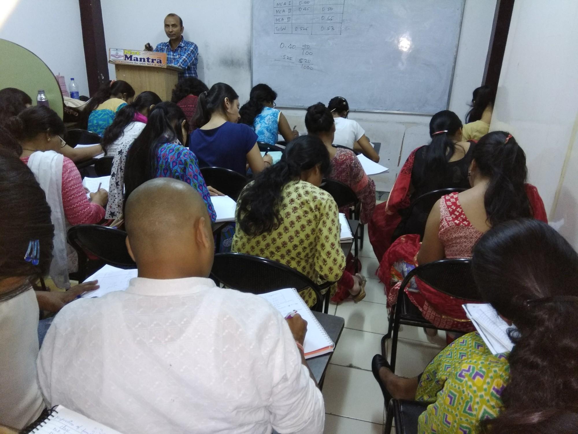UGC NET Economics Coaching Centres in Delhi, Training