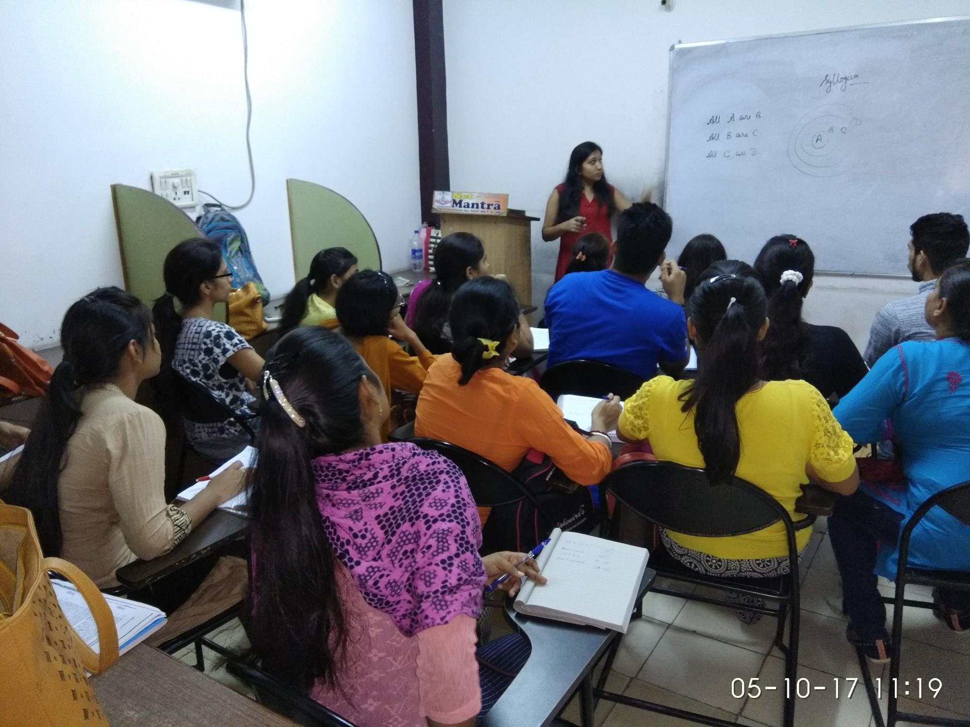 UGC NET Social Work Coaching in Delhi, Training Classes