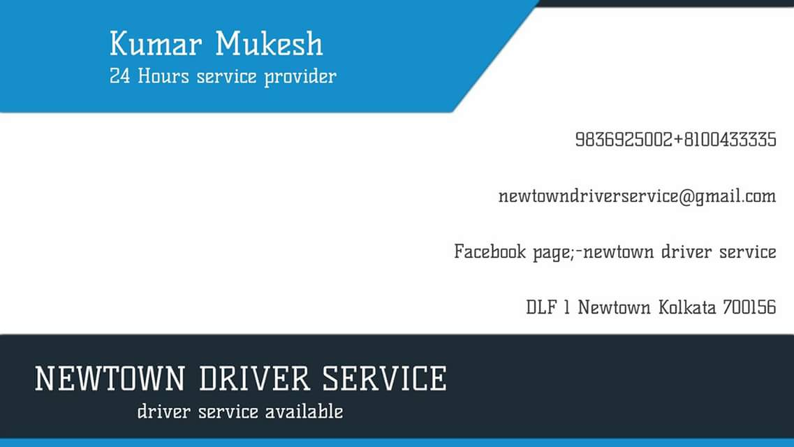 Full Time Drivers in Kolkata, Permanent Drivers for Hire