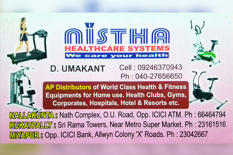 Nistha Healthcare Systems in Kukatpally, Hyderabad-500072