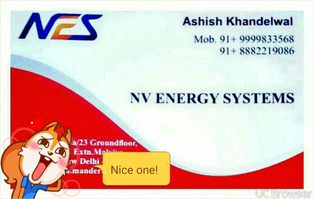 Nv Energy Phone Number >> Nv Energy Systems In Malviya Nagar Delhi 110017 Sulekha Delhi