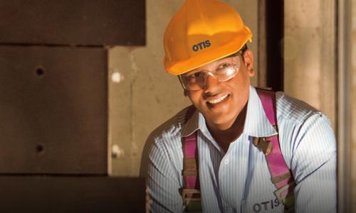 Otis Elevator Co  India Ltd  in Somajiguda, Hyderabad-500082