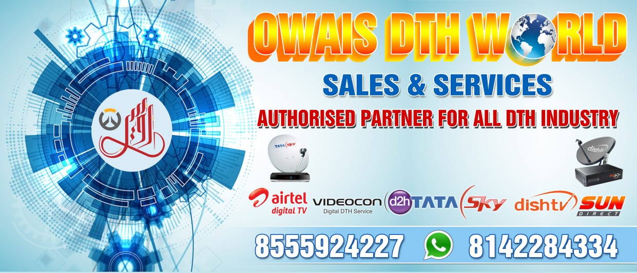 Sun Direct DTH Services in Attapur, Hyderabad, Packages