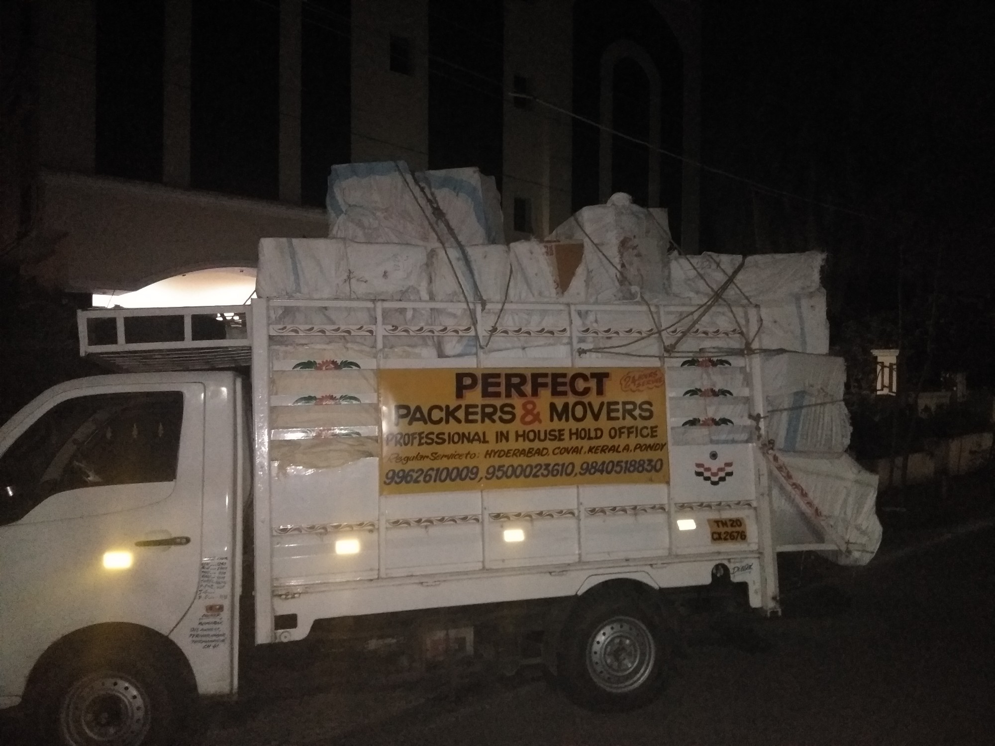 Top 20 Best Packers and Movers Chennai | Safe Relocation