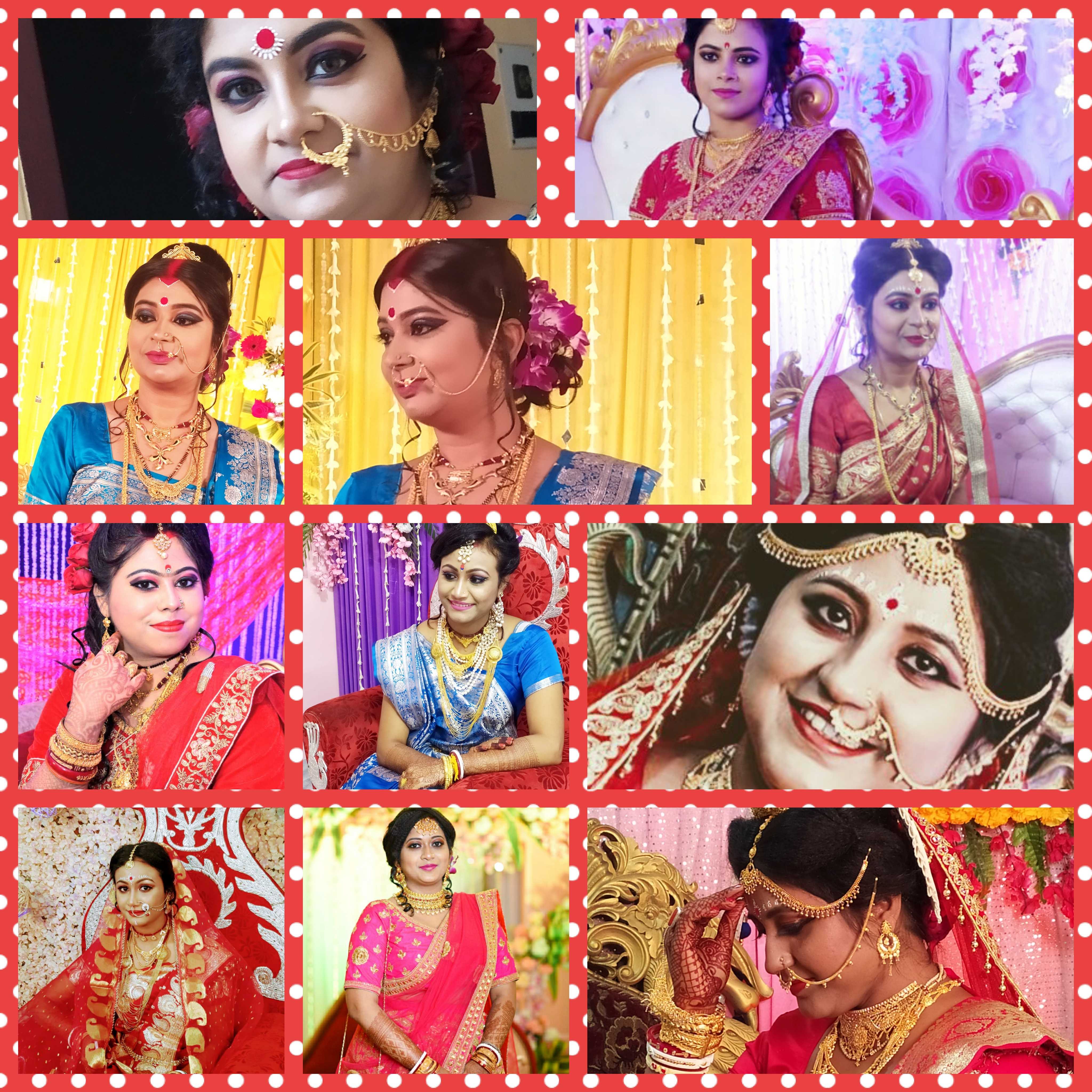 Titli Beauty Parlour Bridal Makeup Artist In Garia Kolkata 700084 Sulekha Kolkata