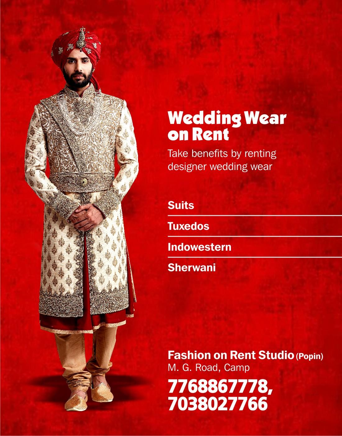 Popin Fashion On Rent in Camp, Pune-411001   Sulekha Pune