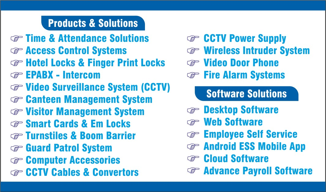 Top 10 Security System Dealers in Asarwa, Ahmedabad, Access