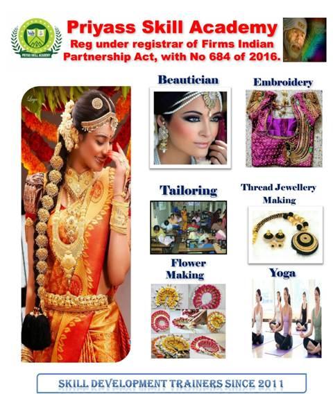 Priya Ss Beauty Parlour In Thiruvakavundanur Salem 636005 Sulekha Salem