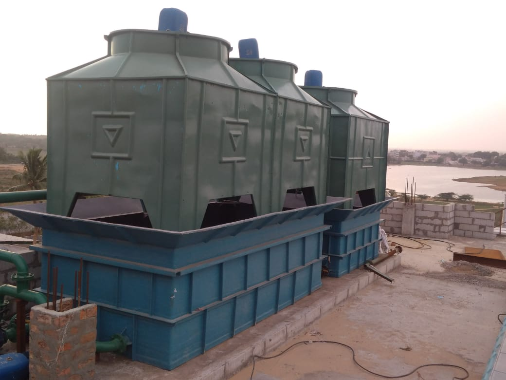 Professional cooling towers in Adikmet, Hyderabad-500044