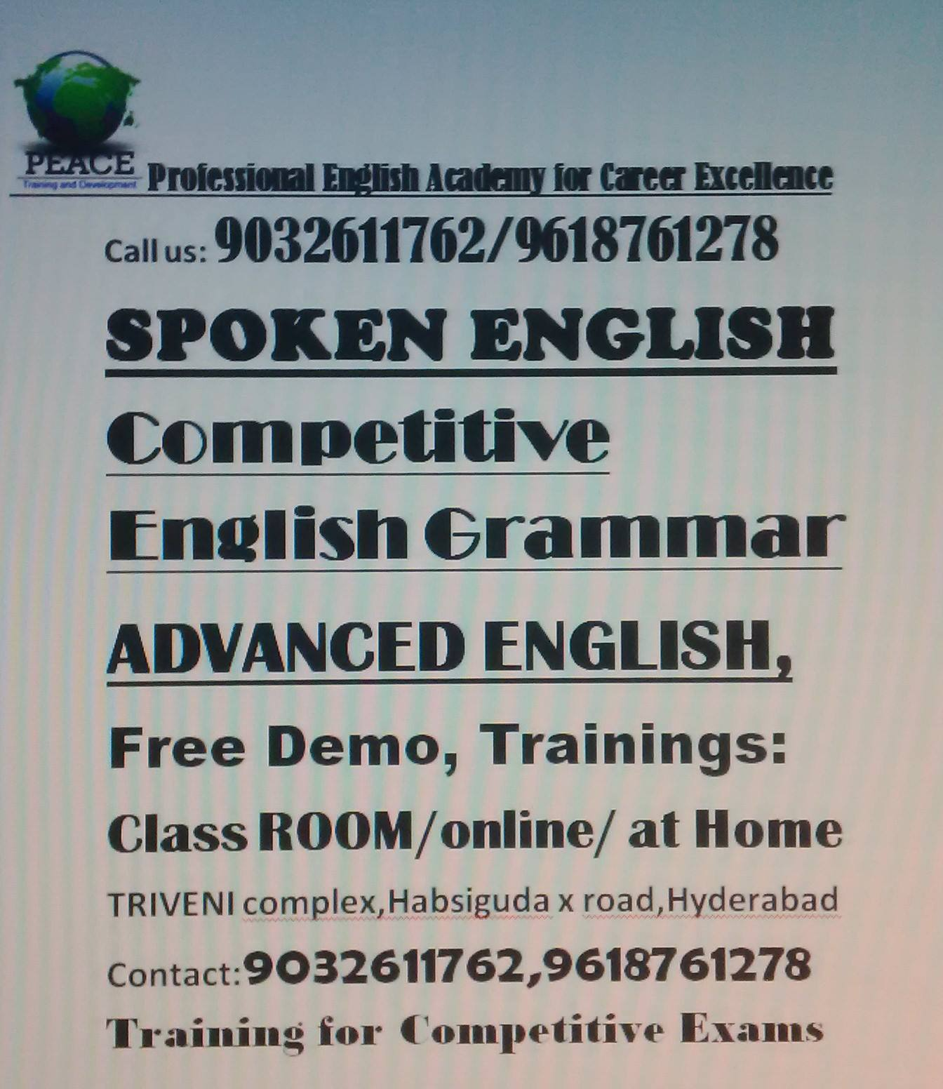 Top 10 Spoken English Classes in Hyderabad, English Speaking Courses