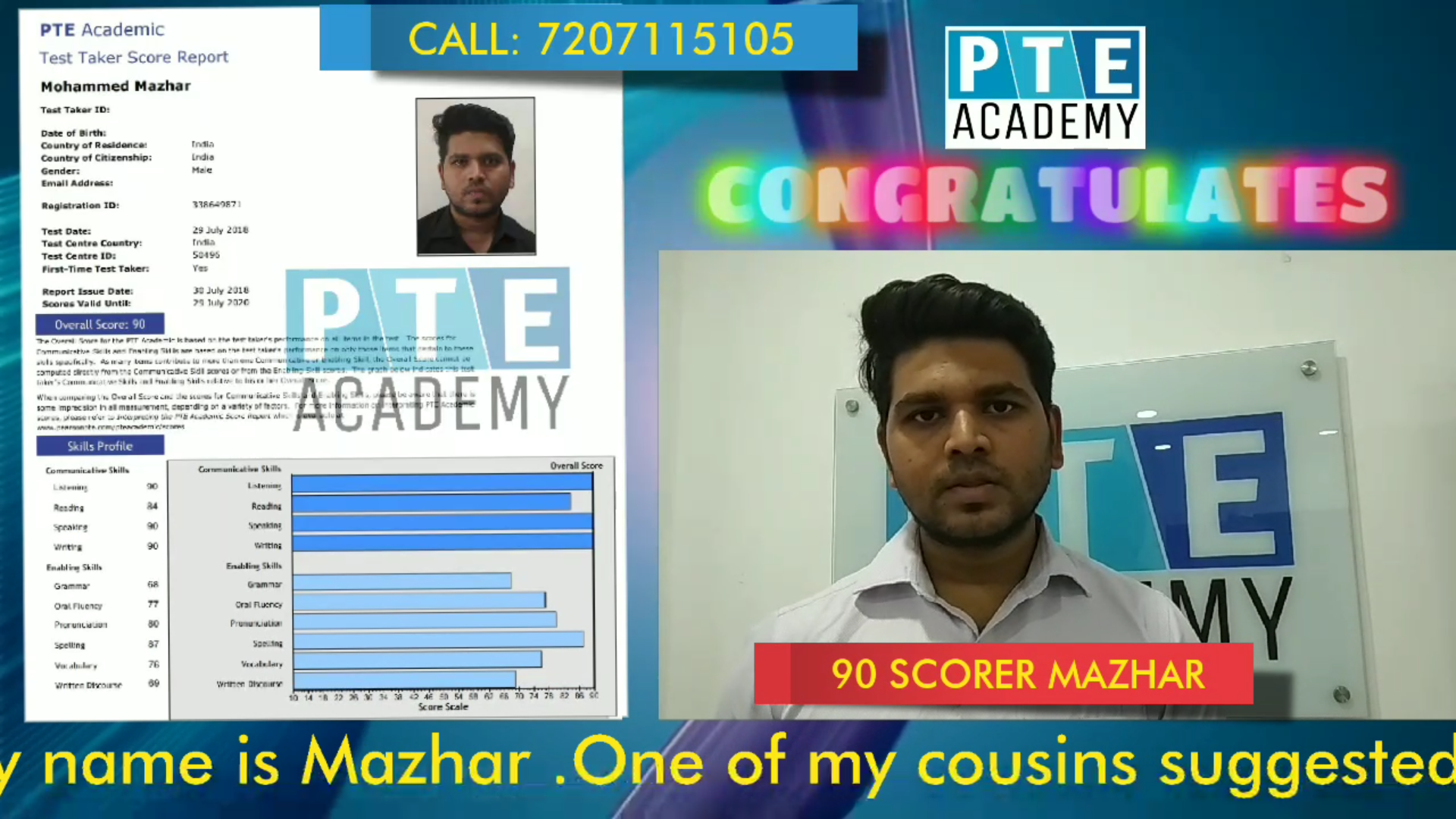 Top 10 PTE Coaching Classes in Hyderabad, Training Centres