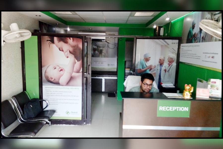 Quest Diagnostics Center in Sector 48, Gurgaon-122001 | Sulekha Gurgaon