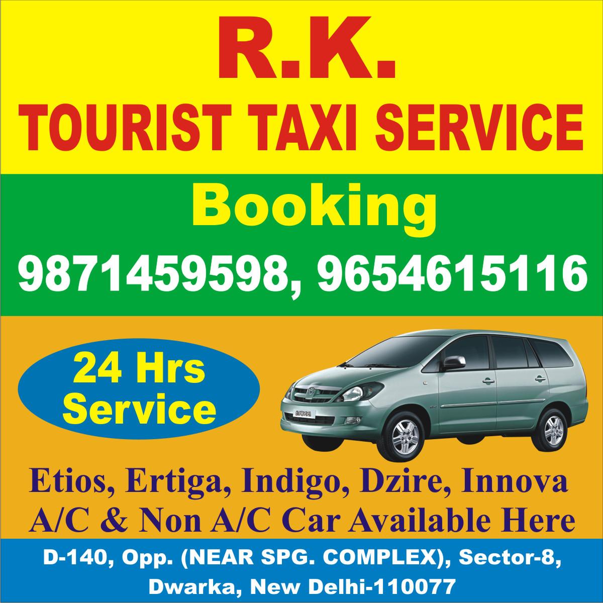 R K Tourist Taxi Service In Dwarka Delhi 110077 Sulekha Delhi