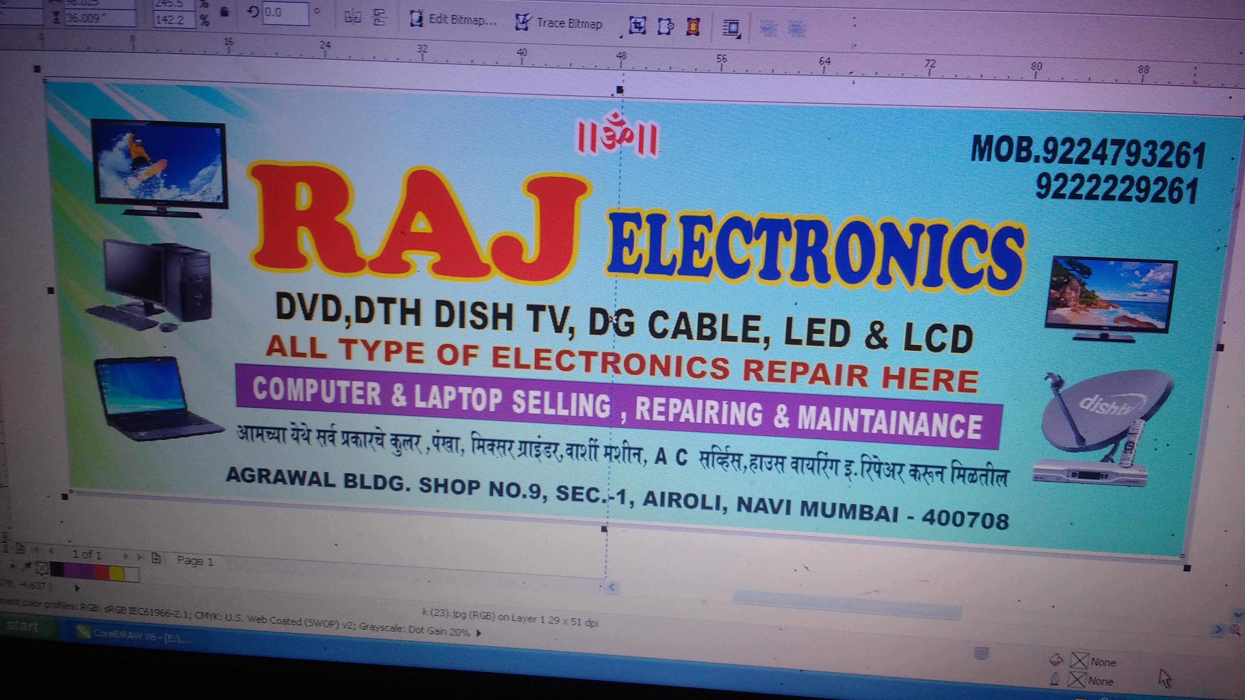 Raj Electronics In Airoli Mumbai 400708 Sulekha Mumbai