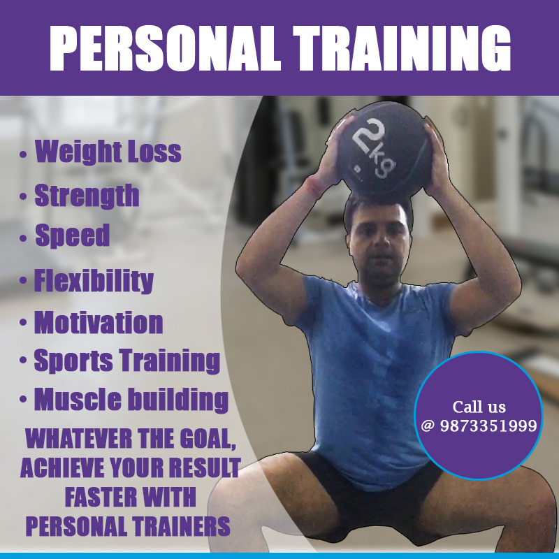 Personal Fitness Trainers Instructors Sulekha
