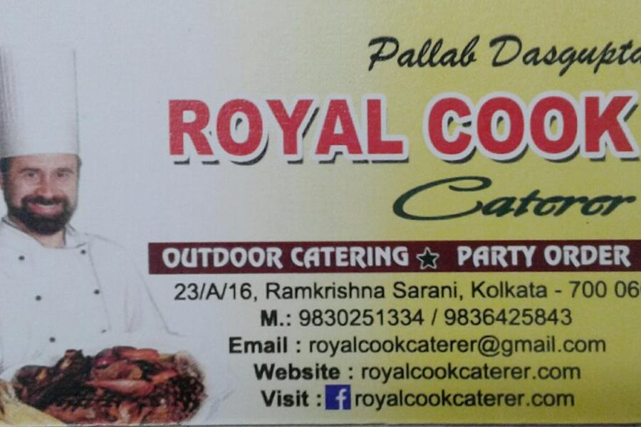ROYAL COOK CATERER in Behala, Kolkata-700034 | Sulekha Kolkata